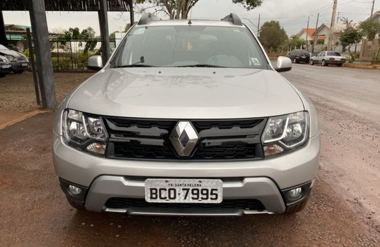 Renault Duster 1.6 16V SCe Dynamique CVT (Flex) - Foto #7