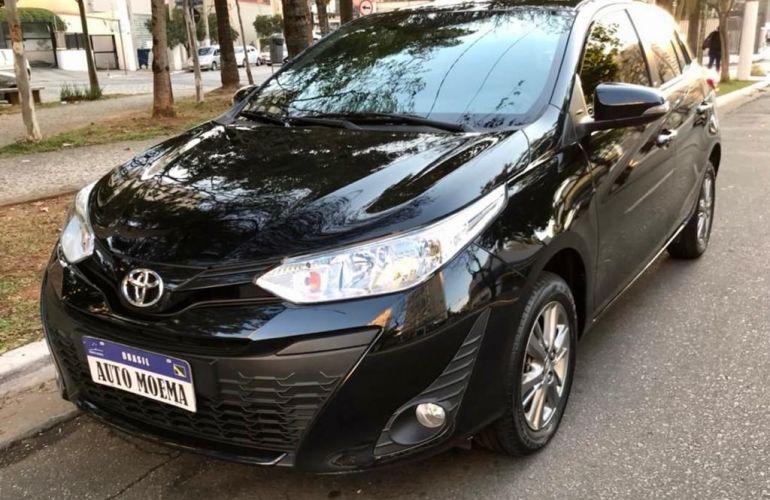 Toyota Yaris 1.3 16V Xl Plus Tech Multidrive - Foto #1