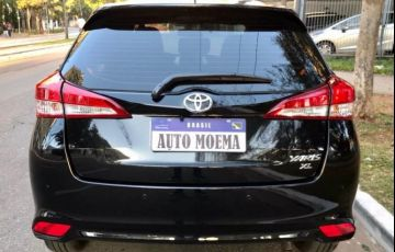 Toyota Yaris 1.3 16V Xl Plus Tech Multidrive - Foto #3