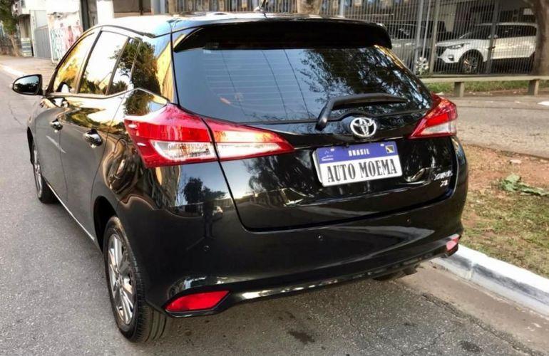 Toyota Yaris 1.3 16V Xl Plus Tech Multidrive - Foto #4