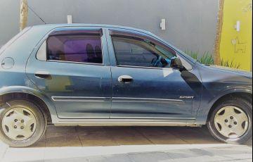 Chevrolet Celta Spirit 1.0 VHCE (Flex) 4p - Foto #2