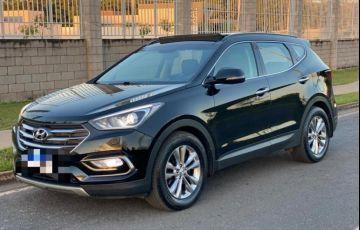 Hyundai Grand Santa Fe GLS 3.3L V6 4wd (Aut)