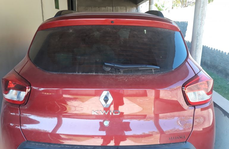 Renault Kwid 1.0 Outsider - Foto #1
