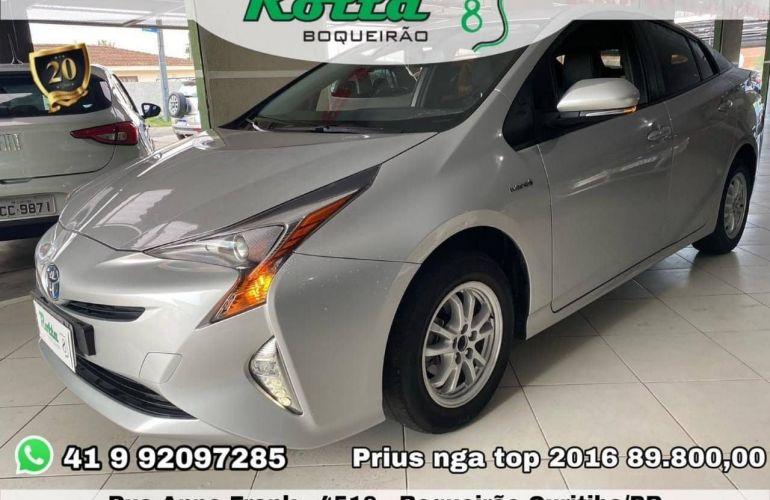 Toyota Prius Híbrido 1.8 VVT-i 16V DOHC - Foto #1