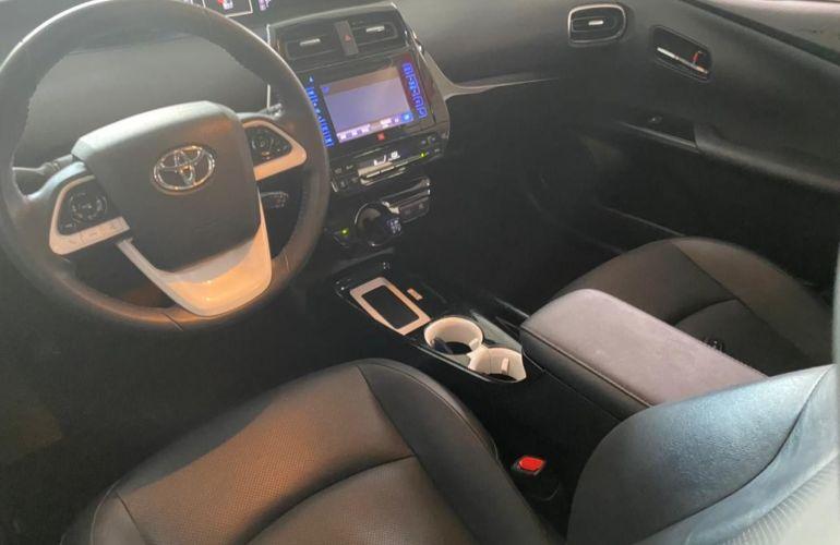Toyota Prius Híbrido 1.8 VVT-i 16V DOHC - Foto #5