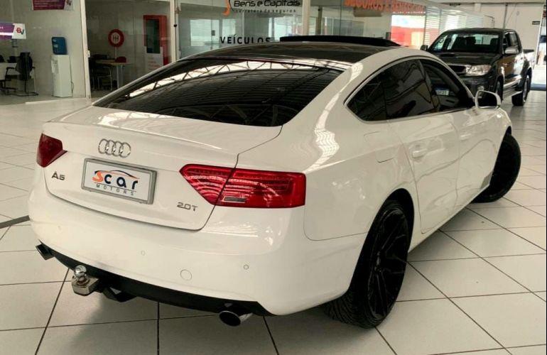 Audi A5 2.0 Tfsi Sportback Ambiente 16v - Foto #4
