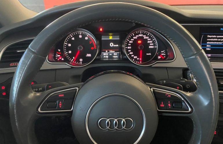 Audi A5 1.8 Tfsi Sportback Attraction 16v - Foto #10