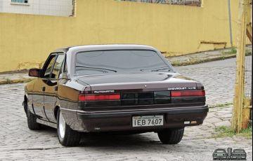 Chevrolet Opala Sedan Diplomata SE 4.1 - Foto #3