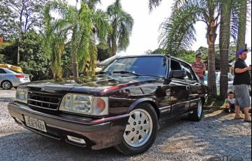 Chevrolet Opala Sedan Diplomata SE 4.1 - Foto #8