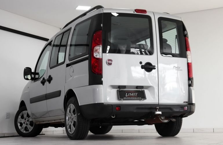 Fiat Doblo 1.8 MPi Essence 7l 16v - Foto #4