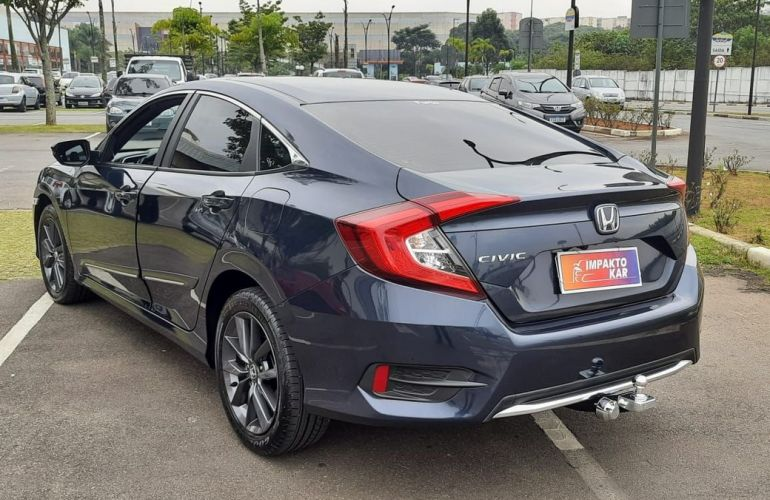 Honda Civic 2.0 16V Ex - Foto #3