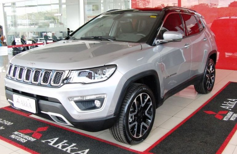 Jeep Compass Limited  AT9 4X4 2.0 16V Diesel - Foto #1