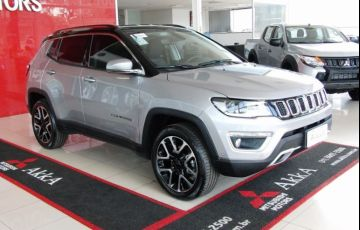 Jeep Compass Limited  AT9 4X4 2.0 16V Diesel - Foto #3