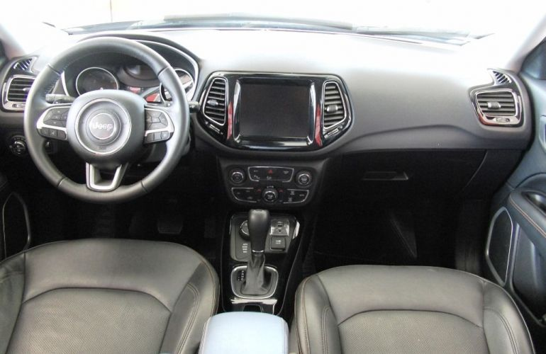 Jeep Compass Limited  AT9 4X4 2.0 16V Diesel - Foto #4