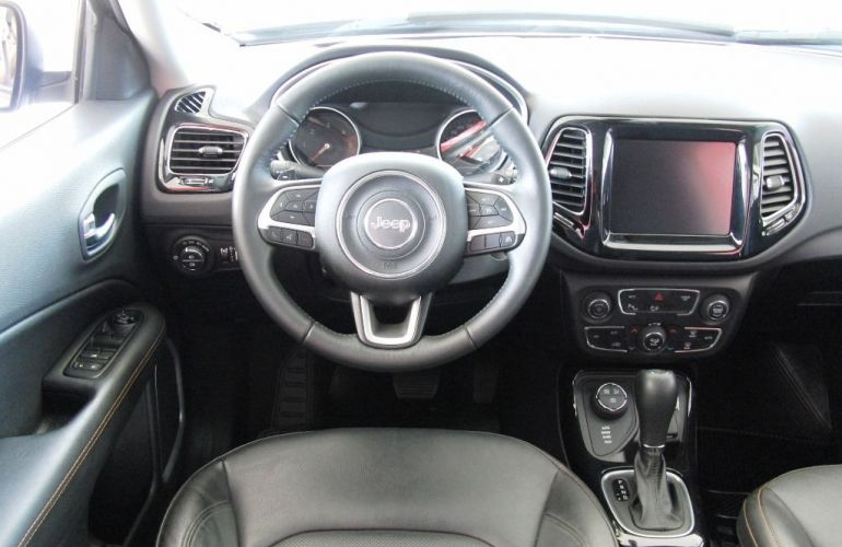 Jeep Compass Limited  AT9 4X4 2.0 16V Diesel - Foto #5