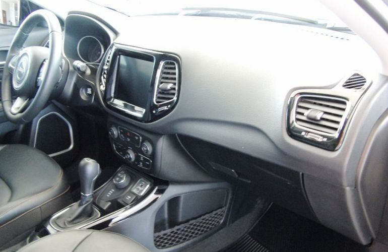 Jeep Compass Limited  AT9 4X4 2.0 16V Diesel - Foto #7