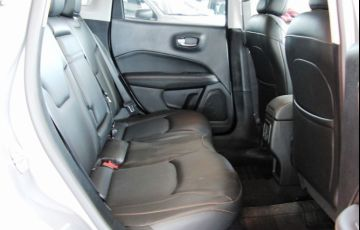 Jeep Compass Limited  AT9 4X4 2.0 16V Diesel - Foto #8