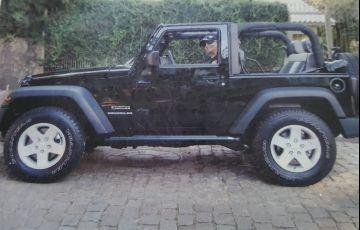 Jeep Wrangler 3.8 V6