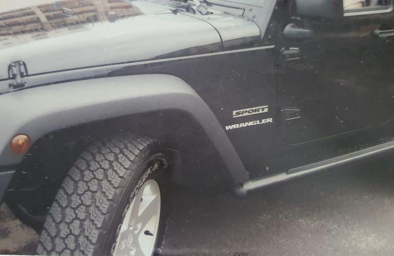 Jeep Wrangler 3.8 V6 - Foto #4