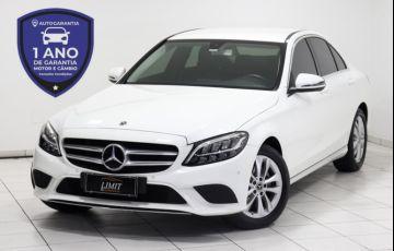 Mercedes-Benz C 180 1.6 Cgi Avantgarde 9g-tronic