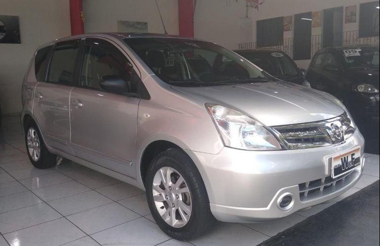 Nissan Livina 1.8 S 16v - Foto #1