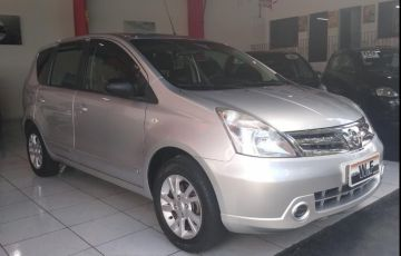 Nissan Livina 1.8 S 16v