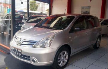 Nissan Livina 1.8 S 16v - Foto #10