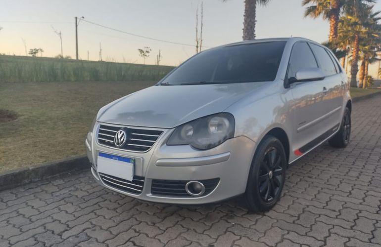 Volkswagen Polo Hatch. Sportline 1.6 8V I-Motion (Flex) (Aut) - Foto #5