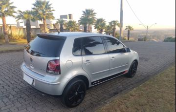 Volkswagen Polo Hatch. Sportline 1.6 8V I-Motion (Flex) (Aut) - Foto #7