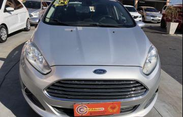 Ford New Fiesta Sedan 1.6 SE PowerShift (Flex)