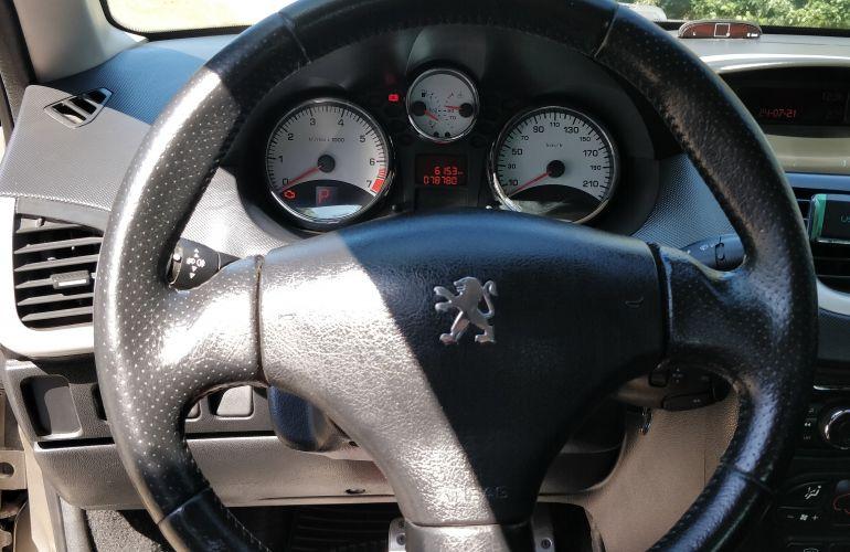 Peugeot 207 Passion XS 1.6 16V (flex) (aut) - Foto #5