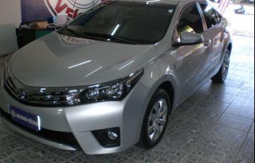 Toyota Corolla Sedan 1.8 Dual VVT-i GLi (Flex) - Foto #3