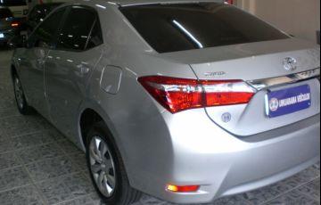 Toyota Corolla Sedan 1.8 Dual VVT-i GLi (Flex) - Foto #5