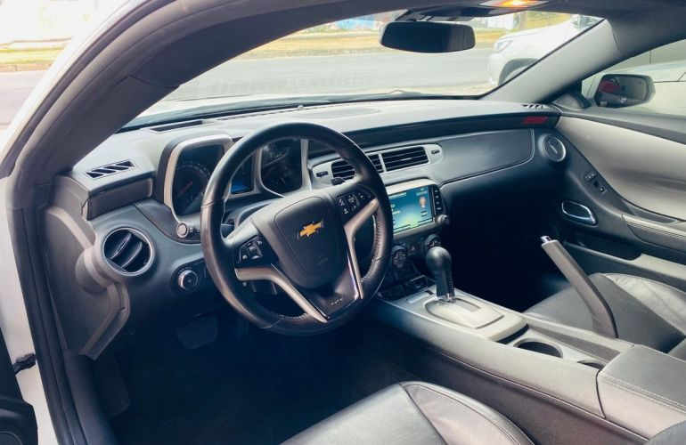 Chevrolet Camaro 6.2 2ss Coupé V8 - Foto #8