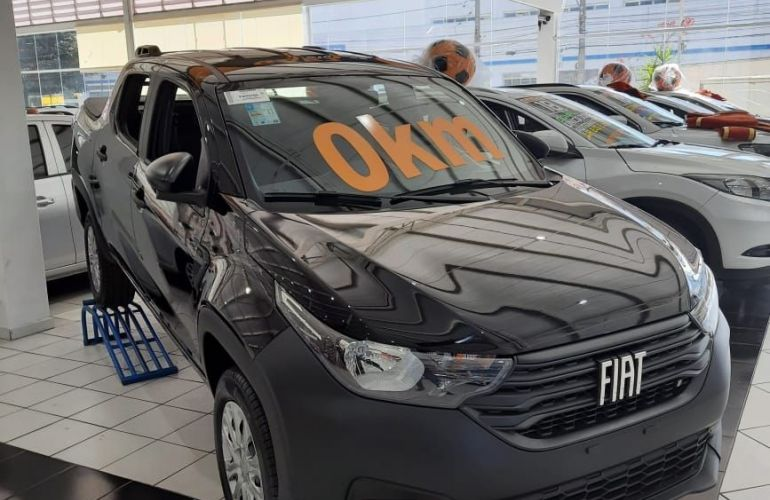 Fiat Strada 1.4 Fire Endurance Cd - Foto #4