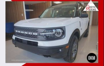 Ford Bronco 2.0 Sport Wildtrack Ecoboost