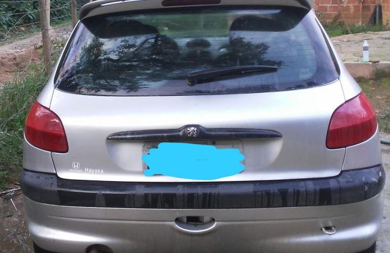 Peugeot 206 Hatch. Techno 1.0 16V - Foto #1