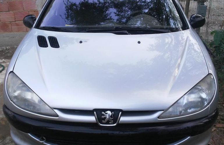 Peugeot 206 Hatch. Techno 1.0 16V - Foto #2