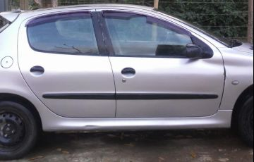 Peugeot 206 Hatch. Techno 1.0 16V - Foto #3