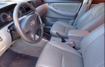 Toyota Corolla Sedan XLi 1.8 16V (aut) - Foto #10