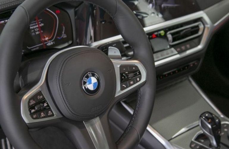BMW M 340i 3.0 Twinpower Xdrive - Foto #5