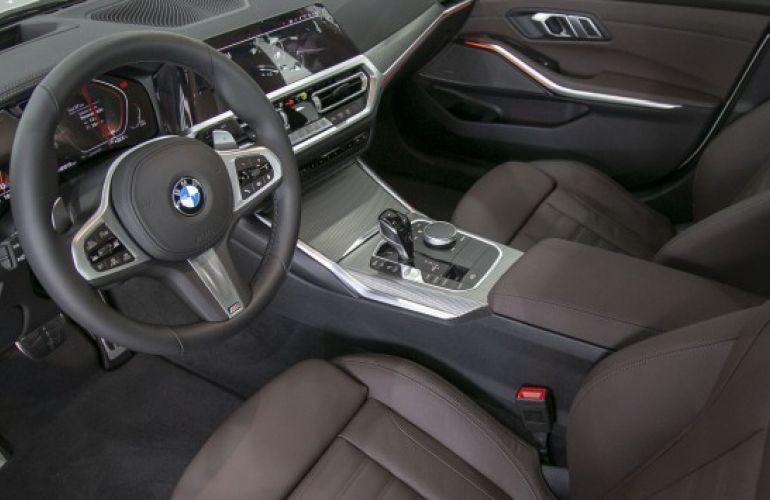 BMW M 340i 3.0 Twinpower Xdrive - Foto #8