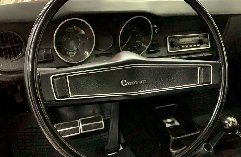 Chevrolet Caravan Comodoro 4.1 - Foto #8