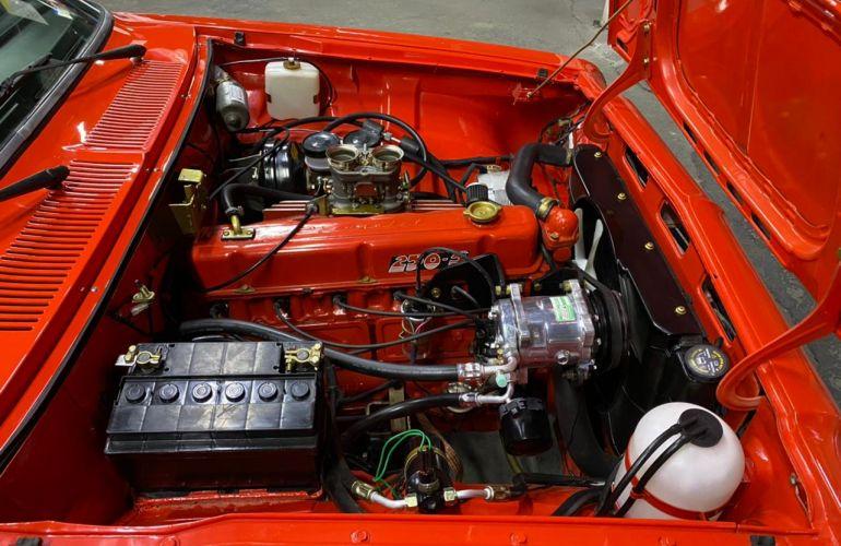 Chevrolet Caravan Comodoro 4.1 - Foto #10