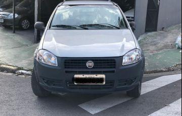Fiat Strada 1.4 MPi Working CS 8v - Foto #2