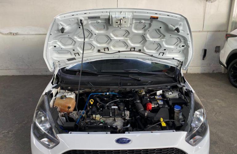 Ford Ka 1.0 SE Plus (Flex) - Foto #4