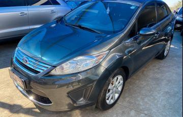 Ford New Fiesta Sedan 1.6 SE (Flex)