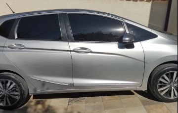 Honda Fit 1.5 16v EXL CVT (Flex) - Foto #2