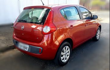 Fiat Palio Attractive 1.4 8V (Flex) - Foto #5