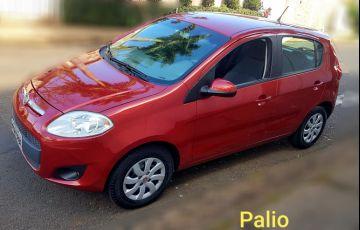 Fiat Palio Attractive 1.4 8V (Flex) - Foto #6